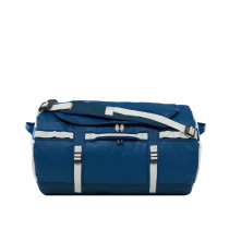 The North Face Base Camp Duffel-S Blue Wing Teal/Vintage White