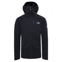 The North Face M Summit L4 Windstopper Hoody Tnf Black