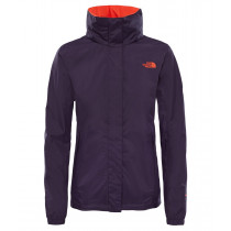 The North Face Women's Resolve 2 Jacket Galaxy Purple