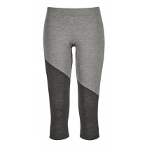 Ortovox Fleece Light Short Pants Women's Grey Blend