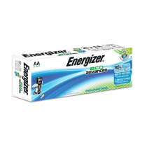 Energizer Eco Advanced 20stk Black AA/LR6/E91