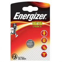 Energizer Lithium 1stk Black CR1616