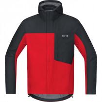 d8816d3d Gore® C3 Gore-Tex® Paclite® Hooded Jacket Red/Black Herre S M L XL  Størrelser