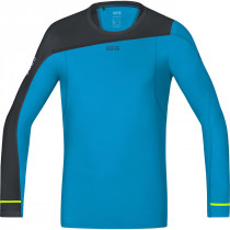Gore® Wear R7 Long Sleeve Shirt Dynamic Cyan/Black