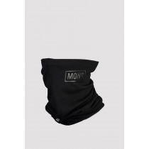 Mons Royale Double Up Neckwarmer Black