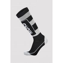 Mons Royale Mons Tech Cushion Sock Black/Grey