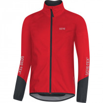 Gore Wear C5 Gore-Tex Active Jacket Red/Black
