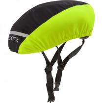 Gore® C3 Gore-Tex® Helmet Cover Black/Neon Yellow