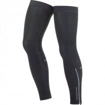 Gore® Wear Gore® C3 Gore® Windstopper® Leg Warmers Black