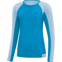 Gore Wear Gore R5 Women Long Sleeve Shirt Dynamic Cyan/Ciel Blue