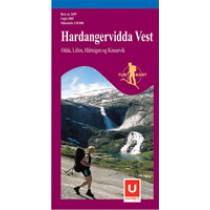 Turkart 2659 Hardangervidda Vest 1:50.000