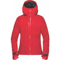 Norrøna Lofoten Gore-Tex Insulated Jacket (W) Jester Red