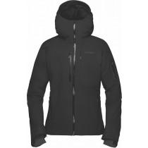 561a59be Norrøna Lofoten Gore-Tex Insulated Jacket (W) Caviar Dame S M L Størrelser