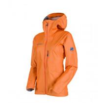 Mammut Nordwand Light Hs Hooded Jacket Women's Sunrise