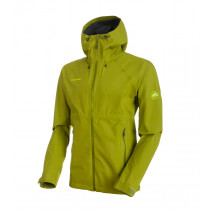 Mammut Convey Tour Hs Hooded Jacket M Aloe