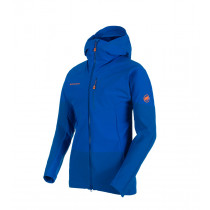 Mammut Eisfeld Light So Hoody Men's Ice