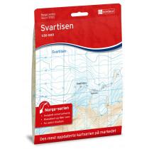 Nordeca Svartisen Norge-Serien 1:50 000