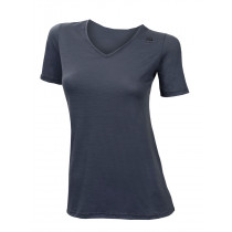 Aclima Lightwool T-Shirt Loose Fit, W Iron Gate