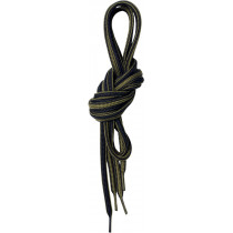 Lundhags Shoe Laces 200 Cm Black/Green