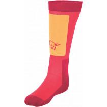 Norrøna Lofoten Mid Weight Merino Socks Long Crisp Ruby