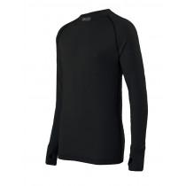 Brynje Arctic Shirt w/thumbfingergrip Black