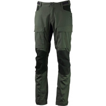 Lundhags Authentic II Ms Pant Forest Green/Dk Forest