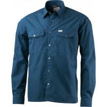 Lundhags Bjur LS Shirt Regular Petrol