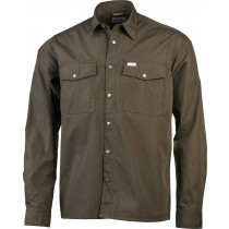 Lundhags Bjur LS Shirt Regular Tea Green