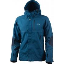 Lundhags Makke Women's Jacket Petrol/Deep Blue