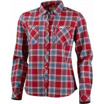 Lundhags Jaksa LS Ws Shirt Red