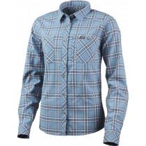 Lundhags Jaksa LS Women's Shirt Sky Blue