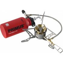 Primus OmniLite Ti - incl. Fuel Bottle