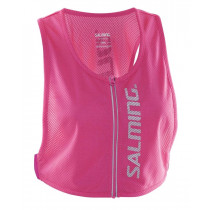 Salming Running Reflex Vest Pink Glo