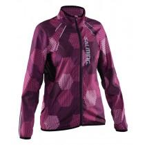 Salming Ultralite Jacket 2.0 Women's Azalea Pink/ Black Print