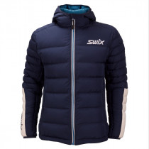 Swix Dynamic Down Jacket Men's New Navy