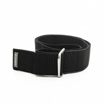 Houdini Action Stretch Belt Rock Black
