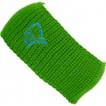 Norrøna /29 Logo Headband Clean Green
