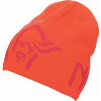 Norrøna /29 Logo Beanie Scarlet Ibis