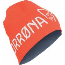 Norrøna /29 Thin Logo Beanie Scarlet Ibis