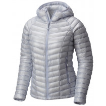 Mountain Hardwear Women's Ghost Whisperer Hooded Down Jacket Atmosfear