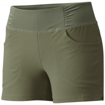 Mountain Hardwear Women's Dynama Short Green Fade
