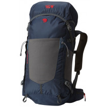 Mountain Hardwear Scrambler Roll Top 40 Outdry Backpack Dark Zinc R