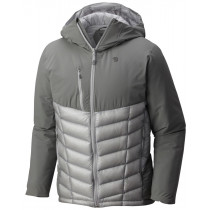 Mountain Hardwear Supercharger Insulated Jacket Manta Grey, Grey Ice