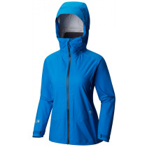 Mountain Hardwear Women`s Superforma™ Jacket Prism Blue