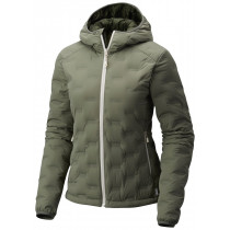 Mountain Hardwear Stretchdown Ds Hooded Jacket Green Fade