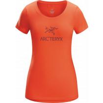 Arc'teryx Arc'Word SS T-Shirt Women's Aurora
