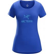 Arc'teryx Arc'Word SS T-Shirt Women's Zaffre
