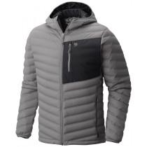 Mountain Hardwear Stretchdown Hooded Jacket Manta Grey