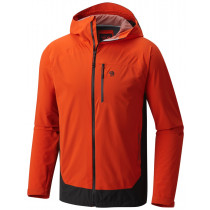 Mountain Hardwear Men's Stretch Ozonic Jacket State Orange