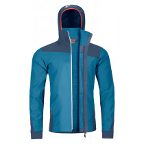 Ortovox Pala Jacket Men's Blue Sea